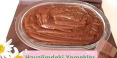 Σκέτη νοστιμιά – Κρέμα ζαχαροπλαστικής κακάο χωρίς αυγά Peanut Butter, Food, Essen, Meals, Yemek, Eten, Nut Butter