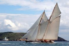 """MARIETTA"" in the PENDENNIS CUP in 2010"