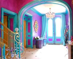 – - Vintage Bohemian Home Deco Boheme Chic, Decoration Entree, Boho Inspiration, Wedding Inspiration, Cool Rooms, Bohemian Decor, Bohemian Style, Gypsy Decor, Bohemian Design