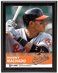 Manny Machado Orioles Plaque