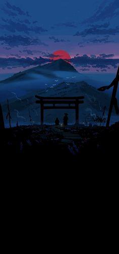 Ghost of Tsushima [675x1444]