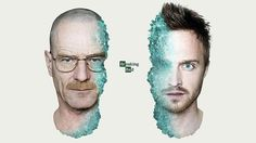 AMC Breaking Bad Posters by Shelby White #archives