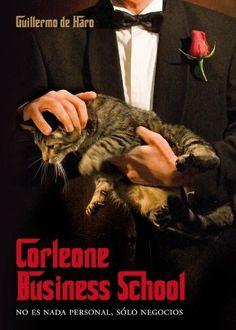 """Corleone Business School : lecciones de estrategia con """"El Padrino"""" / Guillermo del Haro http://encore.fama.us.es/iii/encore/record/C__Rb2538176?lang=spi"""