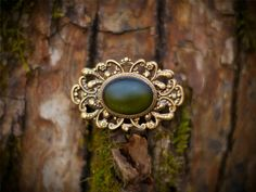 Check out this item in my Etsy shop https://www.etsy.com/listing/238711016/fabulous-green-moss-vintage-medieval