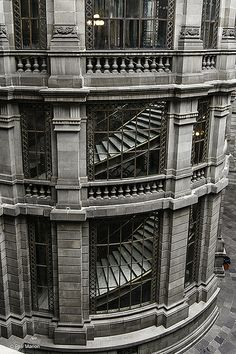 ˚Exterior of The National Art Museum  - Mexico City