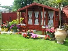 Gerry's hideaway. is an entrant for Shed of the year 2012 via @unclewilco