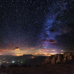 South Demerdji, Crimea by Alexander Trashin js