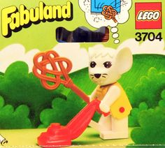 3704: Marjorie Mouse