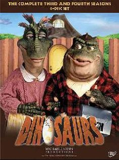 DINOSAURS was fun for both kids and their parents. Children couldn`t get enough of the slapstick humor, while adults enjoyed the show`s satire of contemporary society.