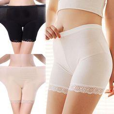 Lace Trim Shorts, Trousers, Pants, Sexy Women, Underwear, Leggings, Popular, Hot, Model