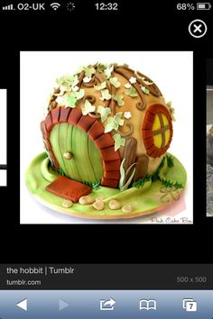 Lord of the rings cake. Google search