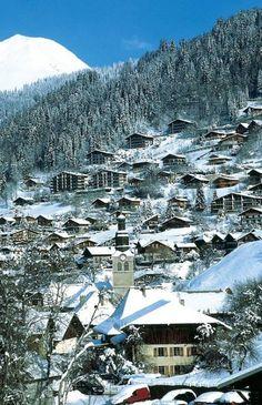Morzine Village