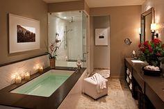 Hotel Yountville Bath Inspiration