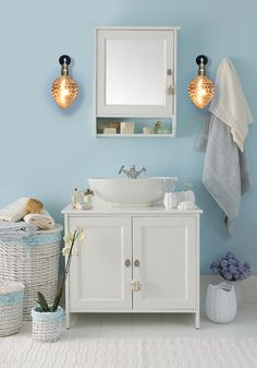 Here are the five best bathroom paint colors. Light Blue Paint Colors, Light Blue Paints, Light Blue Walls, Bathroom Pendant Lighting, Bathroom Wall Lights, Bathroom Light Fittings, Light Blue Bathrooms, Pendant Lights, Blue Bathroom Paint