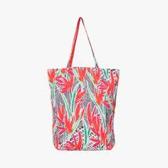 Sac cabas fleurs tropicales Kenzo #LeBonMarche #Bresil2014 #Bresil #Kenzo #sac #bag #mode #fashion http://www.lebonmarche.com/produit/60380_sac-cabas-fleurs-tropicales.html