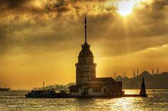 #kızkulesi #istanbul #history