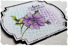 Made by Janet: Love your birthday Mixed Media Cards, Brusho, Distress Ink, Tim Holtz, It's Your Birthday, Stencils, Love You, Watercolor, Paper