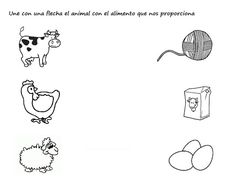 Maestr@s de infantil: PROYECTO: LA GRANJA Animal Activities, Coloring Pages For Kids, Pre School, School Projects, Farm Animals, Homeschool, Science, Education, Activities