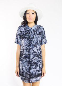 Osei+Duro+Aurora+Linen+Dress+–+BellJar