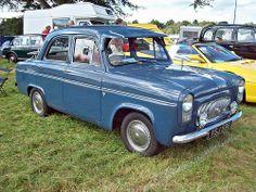 99 Ford Prefect 100E (1958)