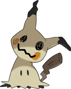 In fact, this Pokémon is dreadfully lonely, and it thought it would be able to make friends with humans if only it looked like Pikachu.