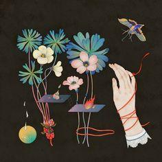 "Illustrator & Artist: Whooli Chen ""Morning Song"""