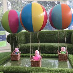 - Bubblegum Balloons