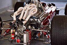 The finest sounding engine ever created. Ferrari V12 late 1960's
