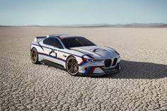BMW 3.0 CSL Hommage R Concept Car