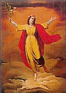 SAINT BIBIANA   Virgin and Martyr   FRIDAY  FIRST WEEK OF ADVENT                    ...
