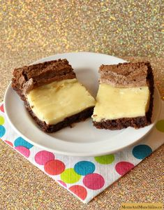Fudgy Cheesecake Brownies Recipe
