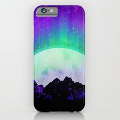 Under the Northern Lights iPhone & iPod Case