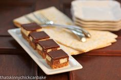 ~ Rolo Cheesecake Bars ~