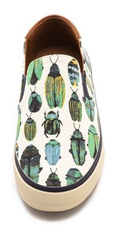 Tory Burch Miles Printed Sneakers I WANT THESE SOOO MUCH!