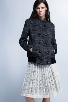Great Jacket! Derek Lam Pre-Fall 2013 Collection Slideshow on Style.com