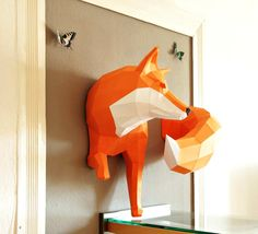 Large DIY Art Projects for Really Cheap