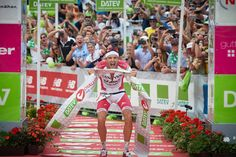 Bahrain Endurance locked out the top spots at Challenge Roth on Sunday, with Jan Frodeno setting a new world record for long distance triathlon and Daniela Ryf logging the third-fastest finish time on the Roth course.