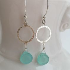 Harmony Earrings from Creations by C&C Dominique Moceanu Signature Collection for $106.00