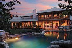 Ski Cabin, Luxury Style