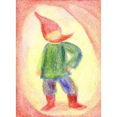 Waldorf ~ 1st grade ~ Letter: D ~ Dwarf