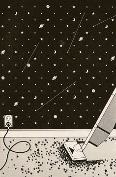 sayonara mizuno wakusei on Tumblr . #space #print #illustration