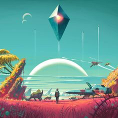 No Man's Sky - Timeline Photos - NVIDIA United Kingdom