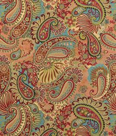 Swavelle / Mill Creek Mix It Up Carnival Fabric