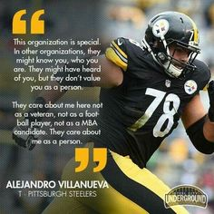 629c4c7b7 steelergalfan4life 🖤💛 - Alejandro Villanueva T 🏈🇺🇸 Pittsburgh Sports,  Steeler Nation,