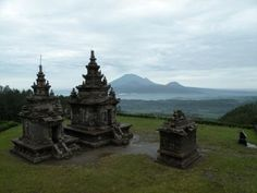 Gedong Songo Temple. Located in Ungaran, Central Java.   Photograph by Andry Bangun (2009).