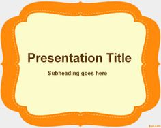 Elementary PowerPoint Template is a simple PPT template for presentations that can be used for elementary school PowerPoint presentations as a free classroom rules presentation but also for other presentations as an abstract background for Power Point