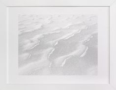 Winter Waves by Karen Kaul at minted.com