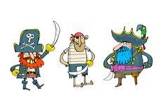 very naughty boys Illustration Courses, Ocean Illustration, People Illustration, Graphic Illustration, Book Illustrations, Boy Character, Character Drawing, Character Illustration, Pirate Cartoon