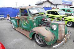 https://flic.kr/p/KWnEC4 | 1940 Chevrolet pickup truck | goodguys puyallup