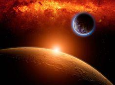 Marte poderá ser visto a olho nu nesta noite - http://showmetech.band.uol.com.br/marte-podera-ser-visto-olho-nu-nesta-noite/